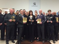 South Cheshire car dealership staff scoop top customer service award