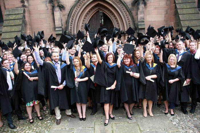 Dame Tanni Grey-Thompson praises Reaseheath College graduates ...