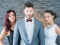 Nantwich hair clients star in new publicity campaign