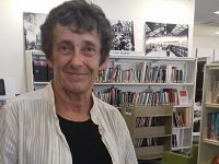 Nantwich poet launches exhibition at Crewe Lifestyle Centre