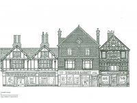 """Nantwich Buildings"" exhibition opens at Nantwich Museum"