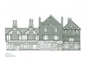 """""""Nantwich Buildings"""" exhibition opens at Nantwich Museum"""