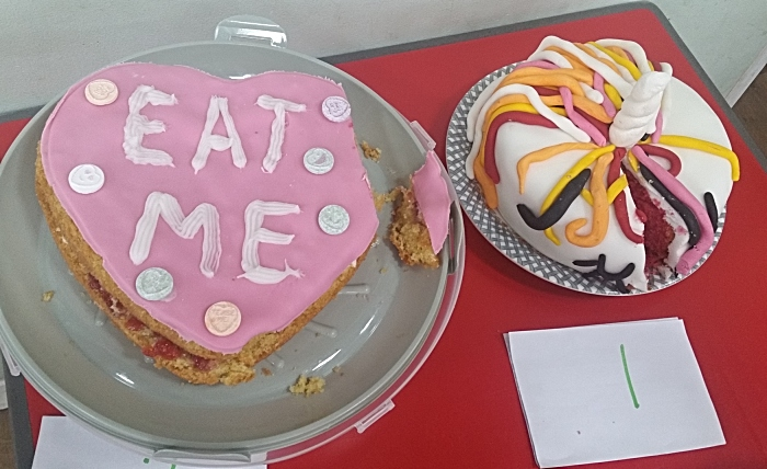 highfields bake off competition