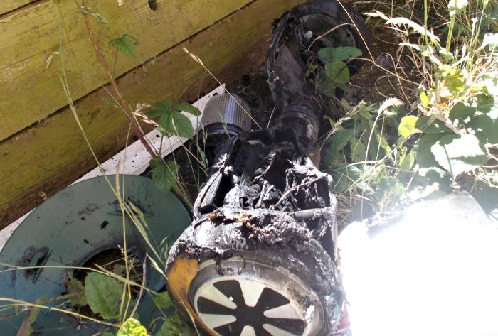 hoverboards - blaze in Crewe