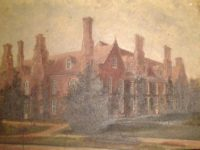 Recognise this house? Family seeks help to identify Nantwich painting