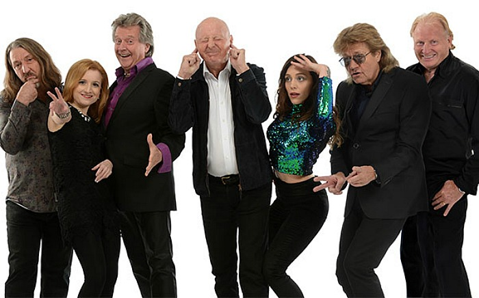jasper carrott and support