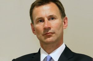NHS medical claims - jeremy hunt pic by Ted Eytan under creative commons licence