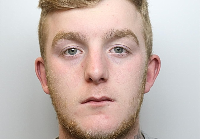 joshua cooper - rape - jailed for raping woman