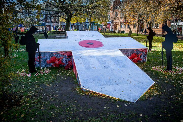 Armistice centenary in Nantwich 18