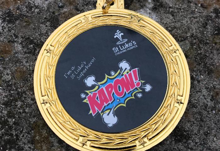 kapow medal