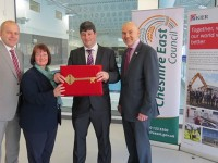 New Lifestyle Centre handed over to Cheshire East Council