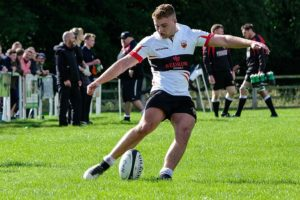 Crewe & Nantwich RUFC maintain run with victory over Wolverhampton