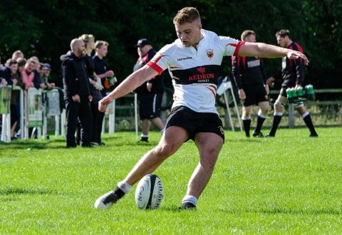 Crewe & Nantwich 1sts earn fine 8-20 victory away at Stafford