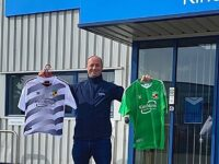 Nantwich Town strike shirt sponsor deal with Kindertons
