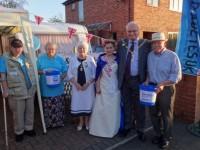 Wistaston garden party raises hundreds for Diabetes UK