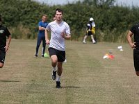 Nantwich Town players return for pre-season training