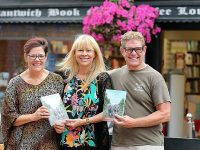 "Packed audience enjoys ""An Elephant in My Kitchen"" talk in Nantwich"