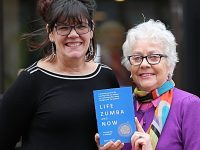 """Nantwich author to launch new """"Life Zumba and Now"""" book in May"""