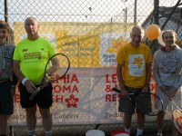 Tennisathon in Wistaston raises £100 for health charities
