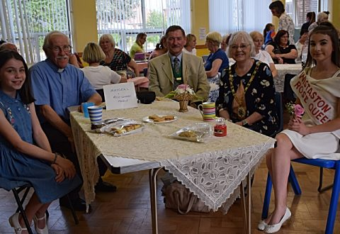 "Wistaston ""Summer celebration"" raises hundreds for Diabetes UK"