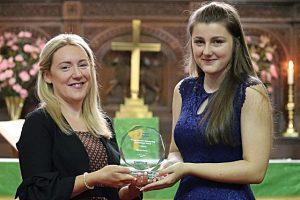 Wistaston student scoops honour from Diabetes UK for fund-raising effort
