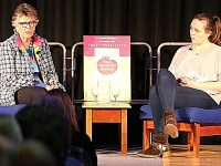 """Review: """"An evening with Prue and Peta Leith"""" in Nantwich"""