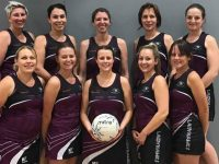 Crewe & Nantwich Netball team Ladyhawks celebrates 10th anniversary