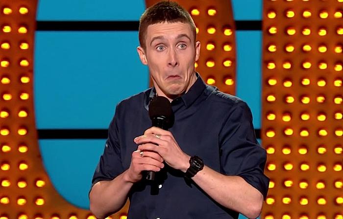 larry dean - nantwich comedy