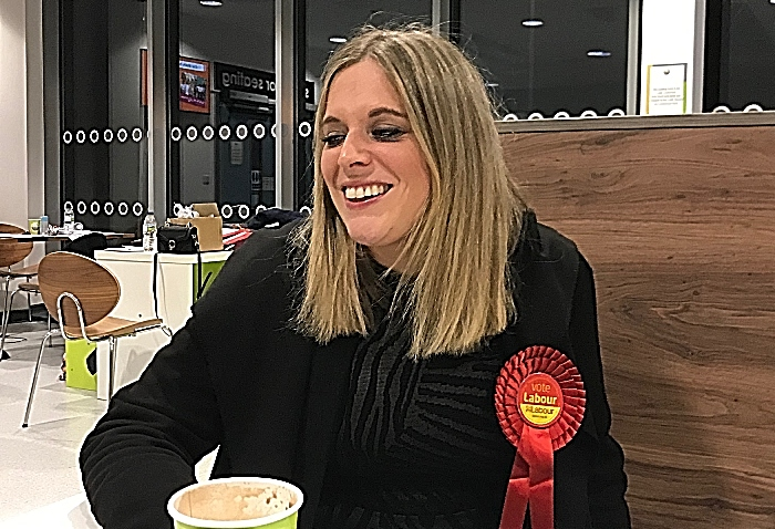 laura smith at crewe and nantwich count