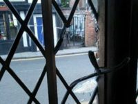 Hunt for thug who smashed historic Nantwich pub window