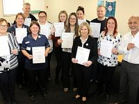 Leighton Hospital launches mental health first aider scheme for staff