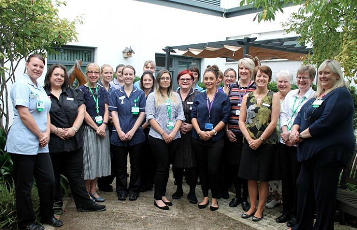 leighton hospital macmillan cancer team