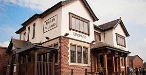 leopard - Joule's Brewery