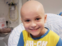 Firms rally to help Hough youngster Lewis fighting rare leukaemia