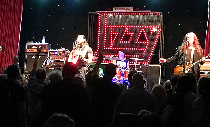 limehouse lizzy at nantwich civic hall