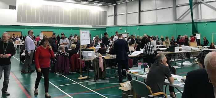 local election count cheshire east