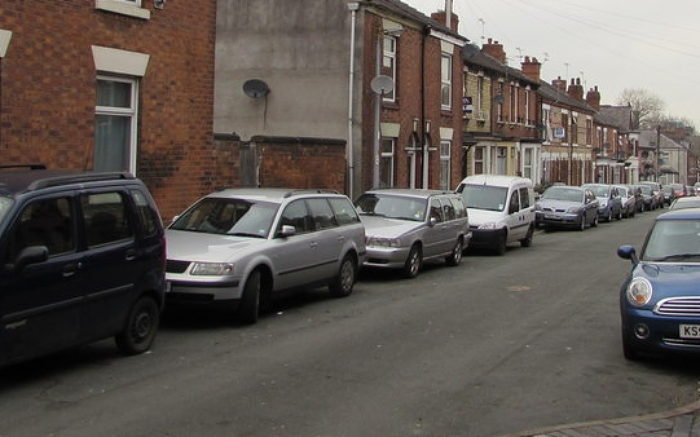 lord street in crewe - pic by Jaggery under licence
