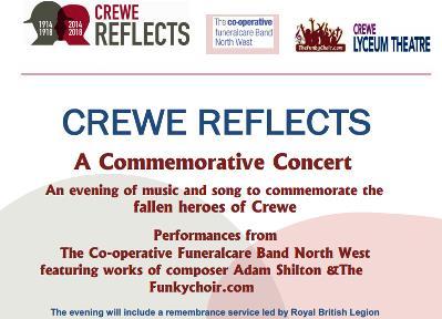 First World War concert