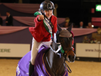 Nantwich young horse rider Madison Heath wins latest title