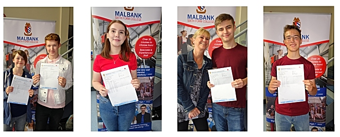 Malbank GCSEs