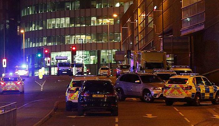 manchester arena - terrorist attack