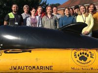 """Reaseheath students rescue """"beached"""" whale and dolphins!"""