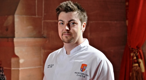 "Peckforton Castle head chef in North West ""Great British Menu"" final"