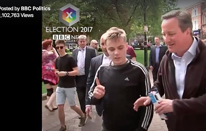 max parry and Cameron, BBC Politics