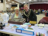 Nantwich Mayor urges support of town's table top sales