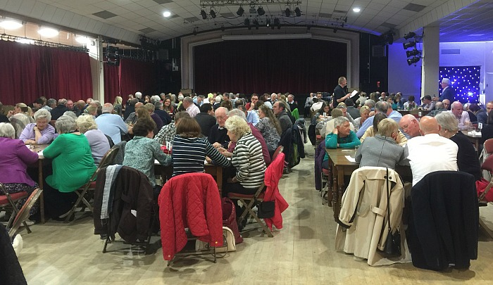 mayor's quiz in civic hall