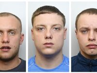 Three men jailed for shooting at South Cheshire house