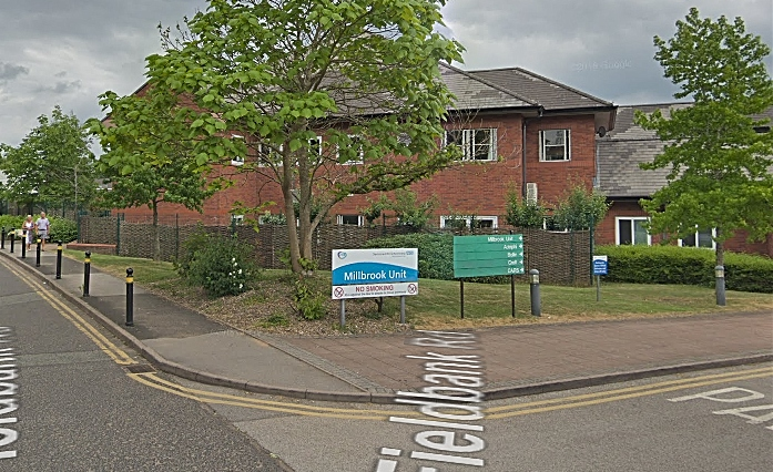 mental health - Millbrook Unit in macclesfield, pic by Google StreetView