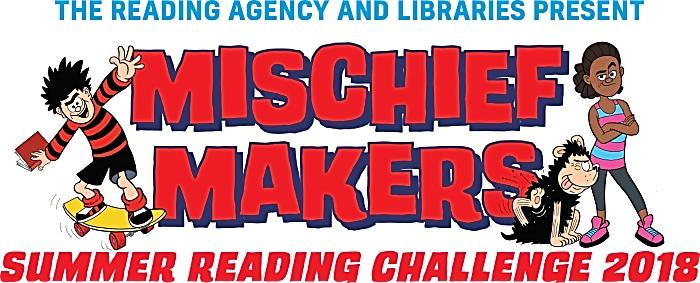 mischief makers summer reading challenge nantwich library