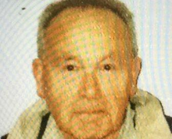 missing Roy Tomlinson, from Nantwich